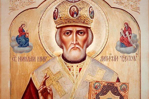 Николай Угодник особо почитается в России