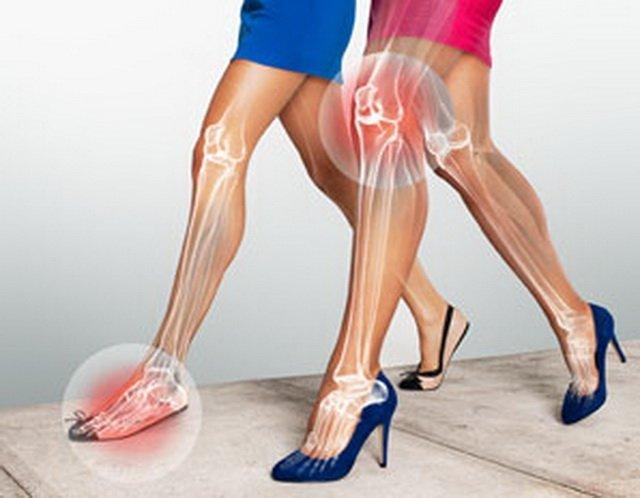 Нога на ногу вред для позвоночника