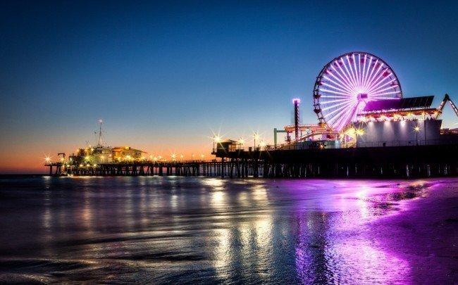 Поехать отдыхать с ребенком в Лос-Анджелес