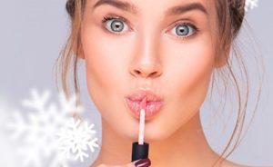 Как правильно ухаживать обветренными за губами зимой?