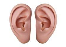 Уши у человека