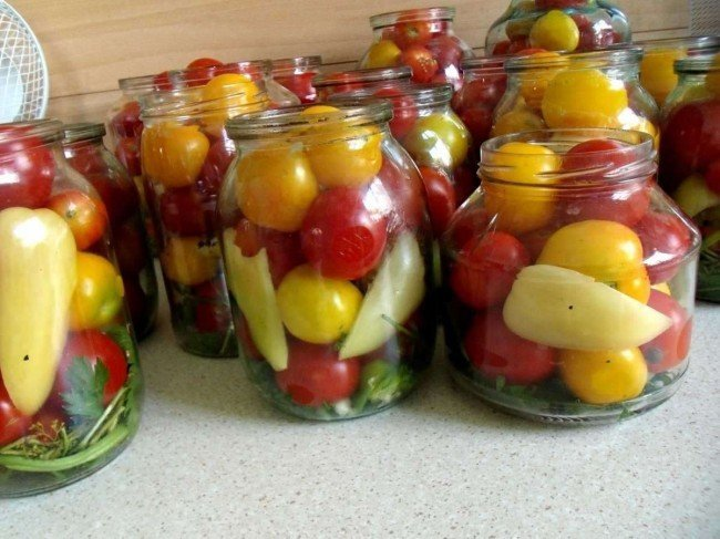 Как использовать помутневшие заготовки с помидорами?