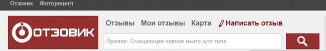 Сайт Отзовик