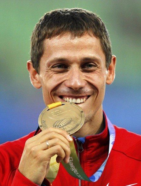 медалист Юрий Борзаковский