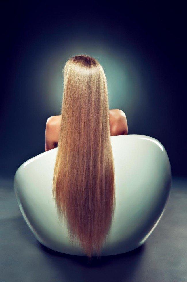 Идеальная гладкость волос