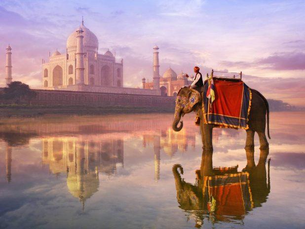 Индия достопримечательности