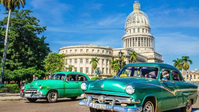 Туризм на Кубе.
