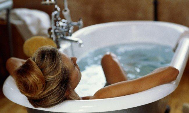 Ароматизированная ванна