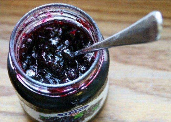 Как сделать варенье из смородины черной