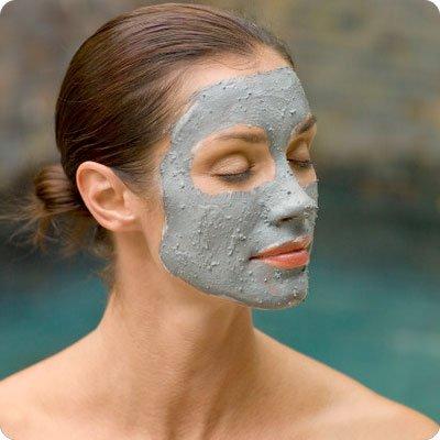маска из желатина и активированного угля