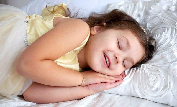 Разговор во сне и дети
