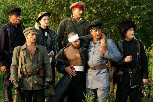 интересные фильмы о гражданской войне?
