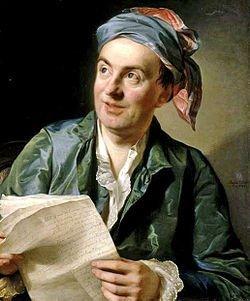 Французский писатель  Жан Франсуа Мармонтель.