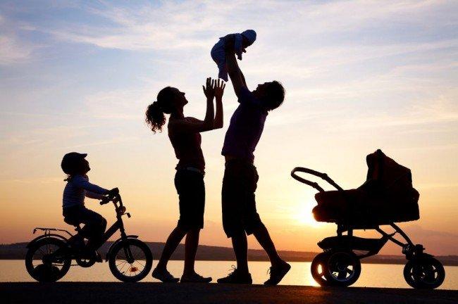 В чем смысл жизни? Семья, дети, любовь.