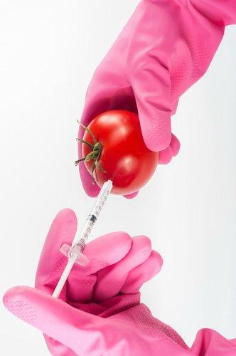 ГМО продукты.
