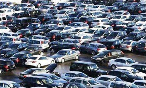 Рынок машин из Литвы