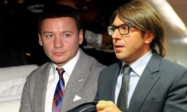 Малахов и Олешко
