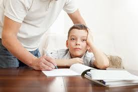 ребенок школьник, как помочь?
