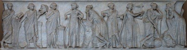 Какая муза как считали древние греки покровительствует танцам