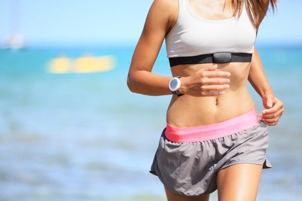 Легкая атлетика для похудения