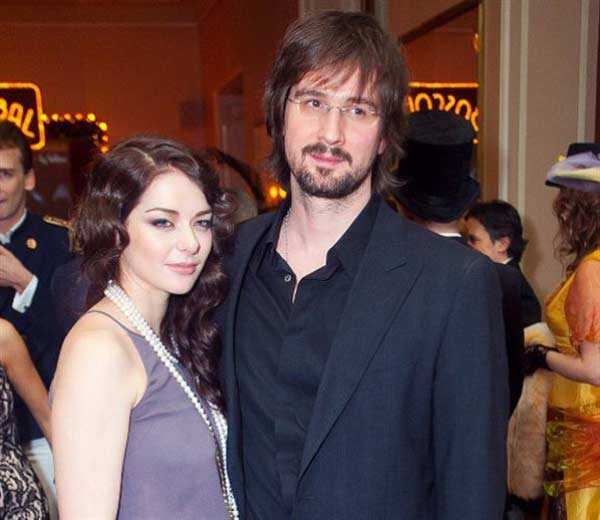 марина с гражданским супругом