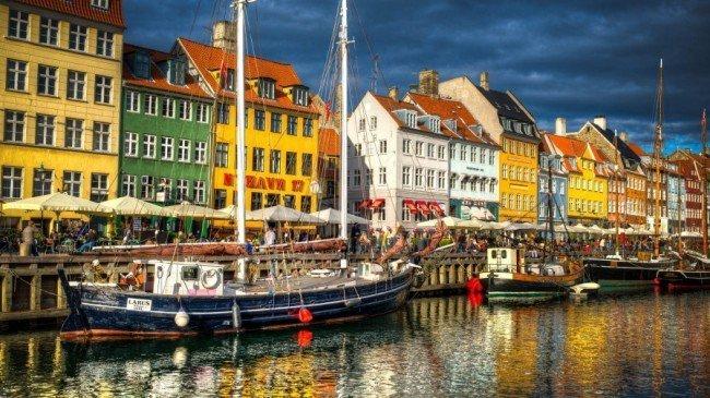 Поехать отдыхать с ребенком в Копенгаген