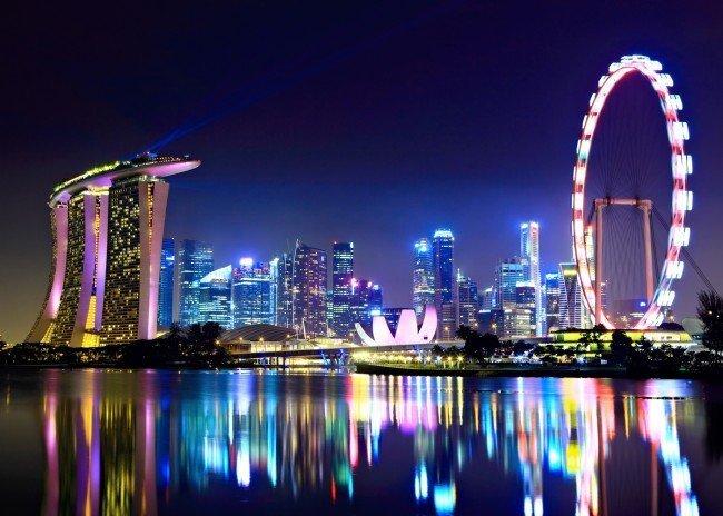 Поехать отдыхать с ребенком в Сингапур