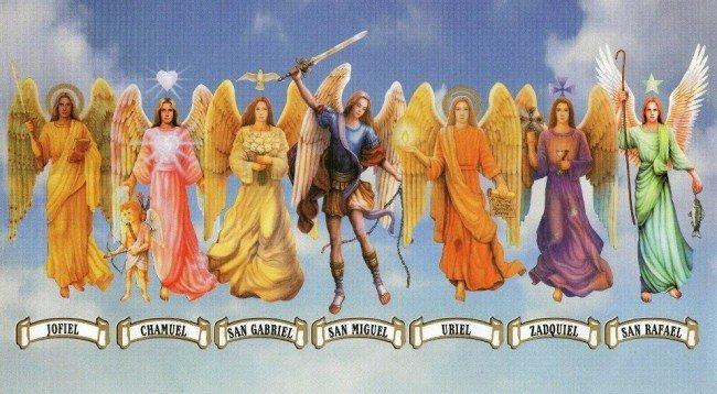 сонм архангелов