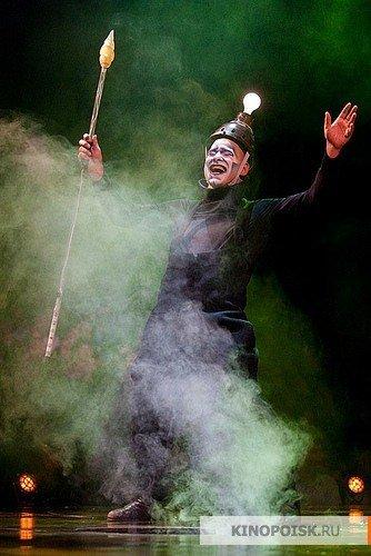 "Цирк Дю Солей: ""Варекай"": кадр"