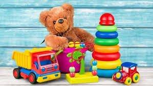 Детские игрушки.