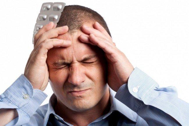 здоровье и головная боль