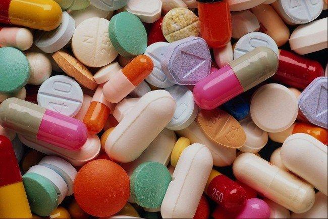 Таблеток для похудения существует множество