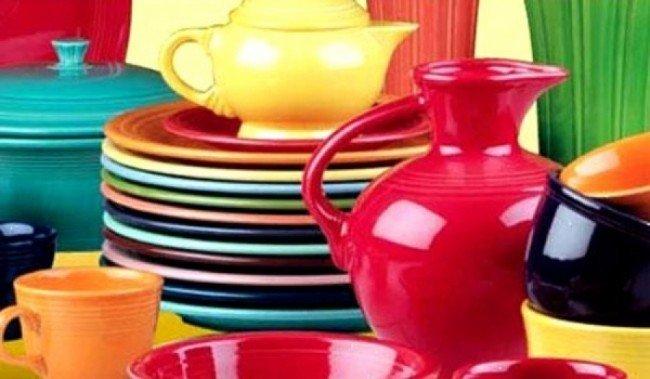 Из какого цвета посуды кушать, чтобы умерить аппетит?