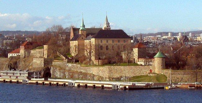 Осло,- столица Норвегии.