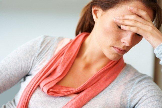 Жизненные трудности также могут вызвать сонливость