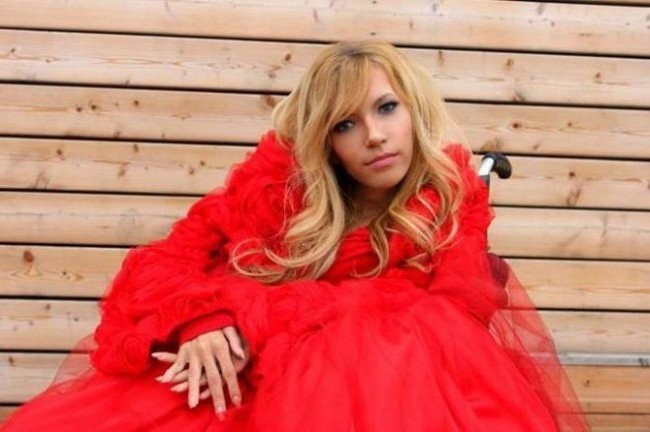 Юлия Самойлова певица из России
