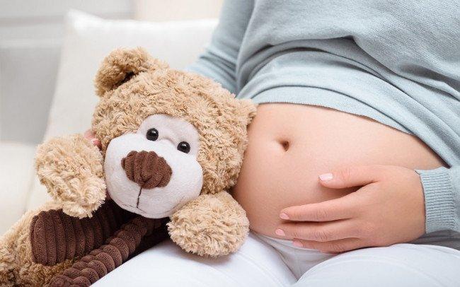 Беременность.