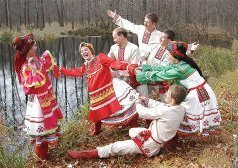 традиции русского человека