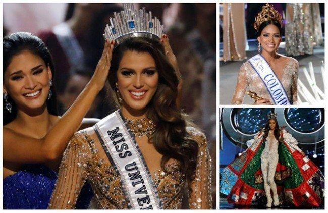 Мисс Вселенная 2017. Кто победил?