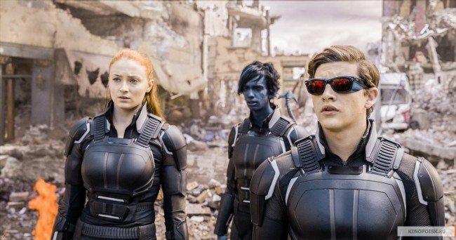 Люди Икс: актерский состав