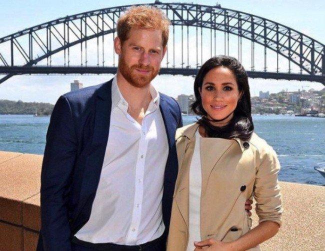 Принц Гарри и Меган Маркл. Как назвут их малыша?