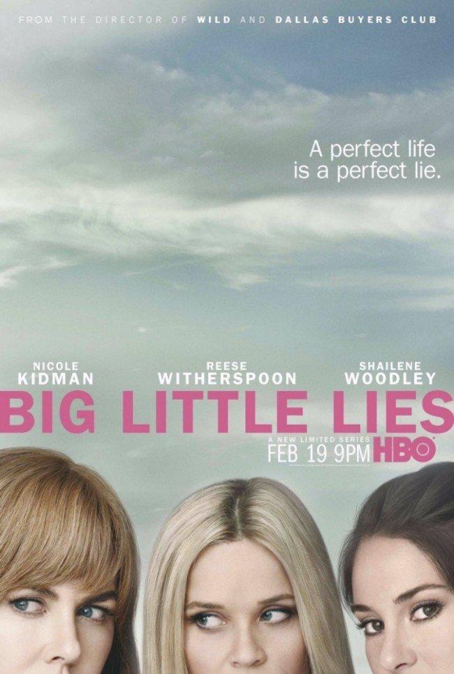Большая маленькая ложь: сериал