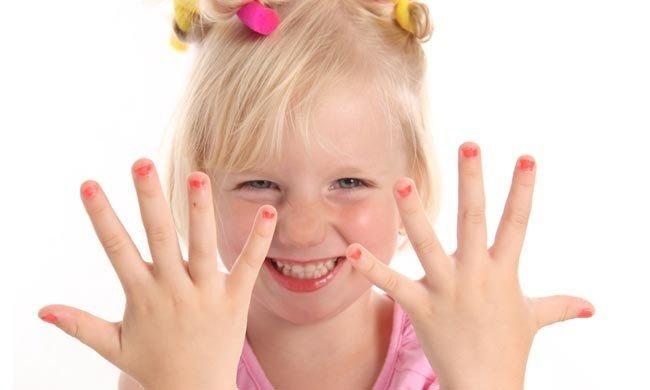 маникюр от вредной привычки грызть ногти
