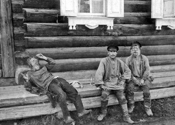 алкоголизм на Руси