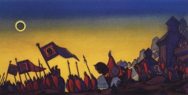 триумфальное шествие