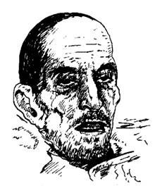 лицо Гиппократа
