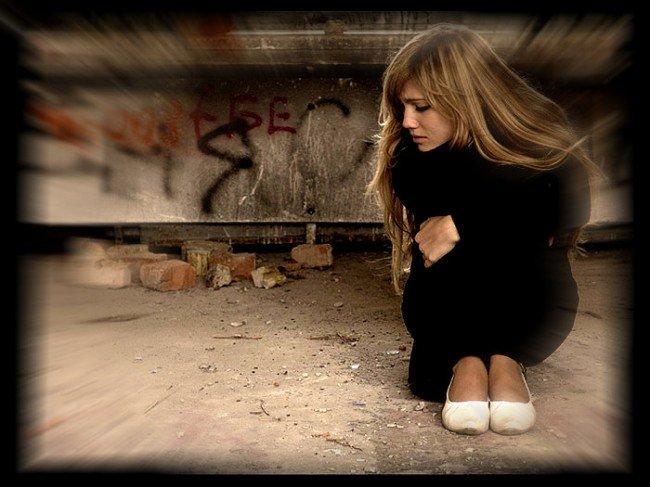 одиночество - обратная сторона развода