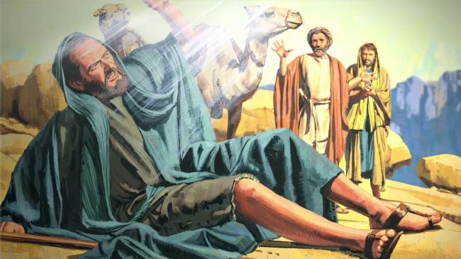 Савл и чудо