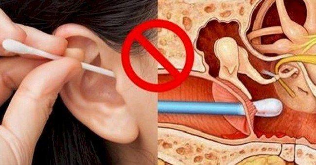 Оргазм через ухо это