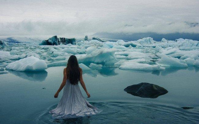 Исландские эльфы